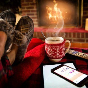 La Réflexologie podale en hiver